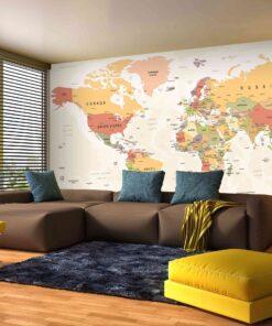3D Wallpaper Maps