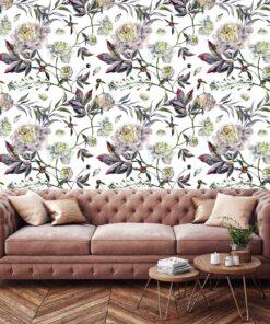 3D Wallpaper Plants