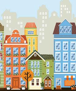 Kids Wallpaper Baby Towns